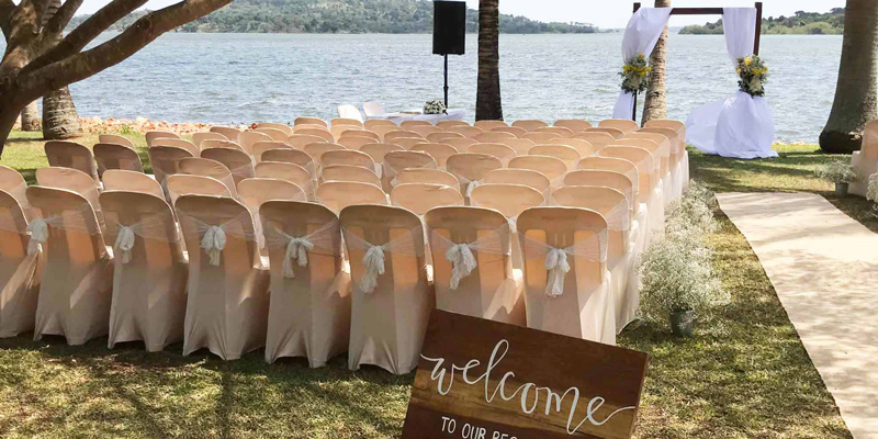 Lakeside Wedding - Munyonyo